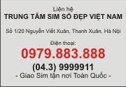 Mua sim, xin gọi: 0979.883.888